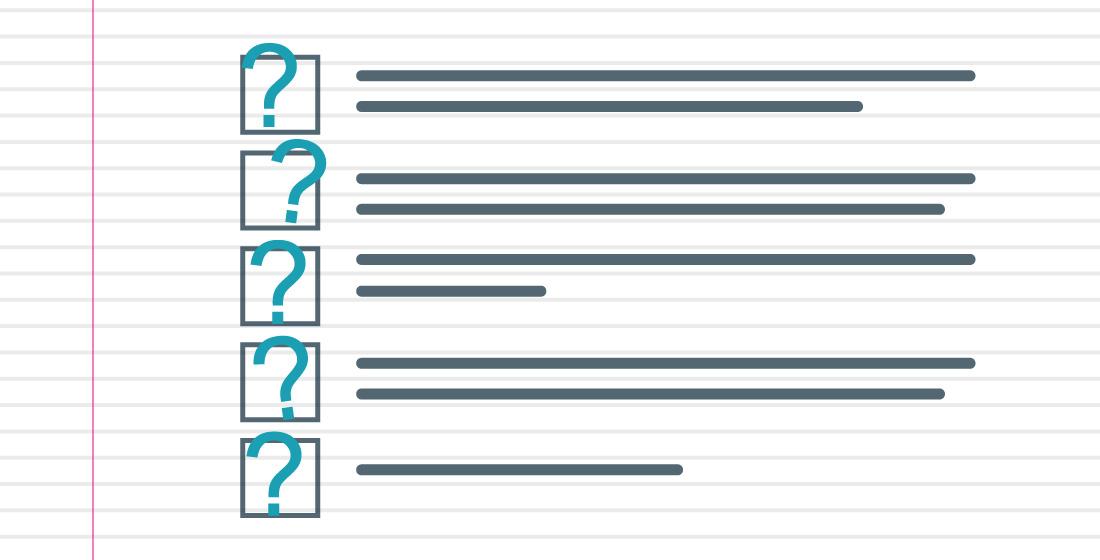 Come migliorare con le domande (giuste)